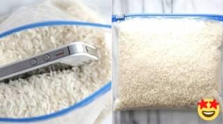 10 Utilisations Étonnantes des Grains de Riz Qui Vont Vous Simplifier la Vie