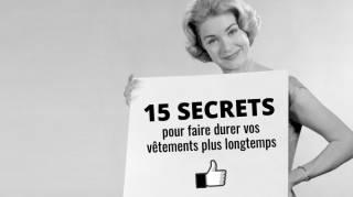 15 Trucs de Grand-Mère Pour Faire Durer Vos Vêtements Beaucoup Plus Longtemps