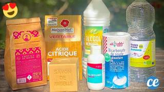 Remplacez Tous Vos Produits Ménagers Avec Ces 7 Produits Naturels