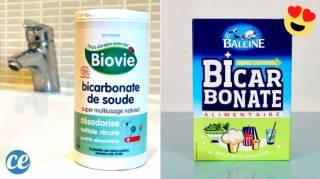 4 Astuces Bicarbonate de Soude Pour la Salle de Bain