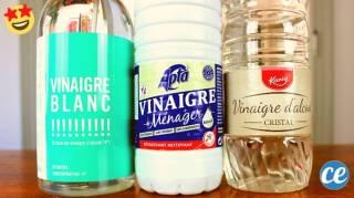 65 Pouvoirs Magiques du Vinaigre Blanc Que Personne Ne Connaît