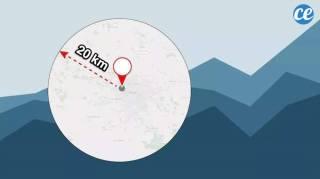 Comment Calculer Un Rayon de 20 km Autour De Chez Moi FACILEMENT