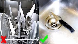 Voici la Bonne Façon de Ranger les Couverts Dans Votre Lave-Vaisselle