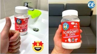 30 Astuces Bicarbonate de Soude Pour Tout Nettoyer à la Maison