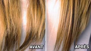 4 Remèdes Magiques Pour Réparer les Cheveux Secs et Abîmés