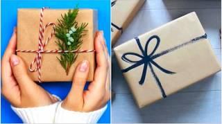 Emballages Cadeaux : 25 Idées Faciles et Originales à Faire Soi-Même