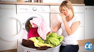 Linge Qui Sent Mauvais Après le Lavage  L'Astuce Simple et Efficace