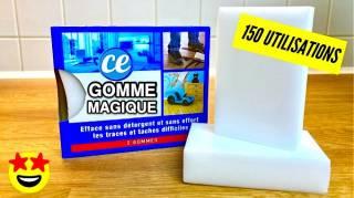 Gomme Magique : 150 Utilisations Qui Vont Vous Simplifier la Vie