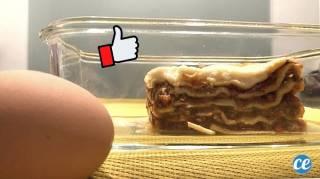 lasagnes moins liquides astuces