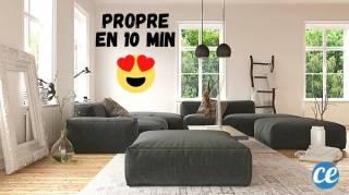 10 Astuces Pour Faire Croire Que Votre Maison Est Propre (SANS Faire le Ménage)