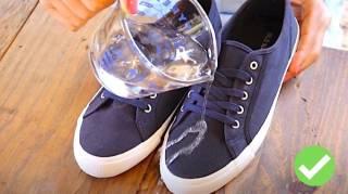 Comment Imperméabiliser Ses Chaussures  2 Trucs Naturels et Efficaces