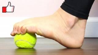 Fasciite Plantaire : 6 Exercices Faciles Contre les Douleurs aux Pieds