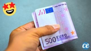 Relevez le Nouveau Défi Pour 2021 : 6 Mois Pour Économiser 500 Euros