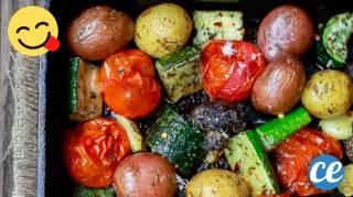 Comment Faire Cuir les Légumes au Four  Le Guide Facile Pour les Réussir