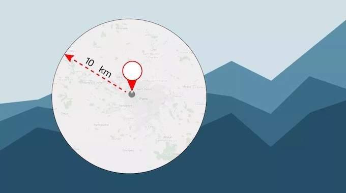 Confinement : Comment Calculer un Rayon de 10 KM Autour de Chez Moi Facilement.