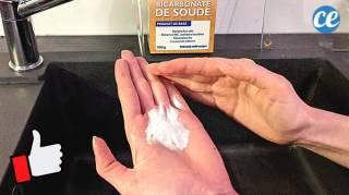 Oignon Ail Tabac Comment Enlever les Odeurs Sur les Mains Avec du Bicarbonate