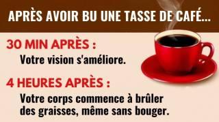 Voici Ce Qui Se Passe Dans Votre Corps Quand Vous Buvez Du CAFÉ