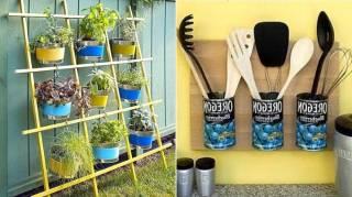 12 Idées de Bricolage Faciles et Rapides Pour la Maison et le Jardin