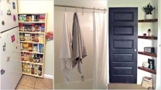 21 Astuces de Génie Pour Optimiser l'Espace D'un Appartement
