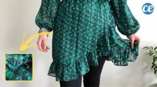 Robe Qui Colle aux Jambes  L'Astuce Pour Dire Adieu à l'Électricité Statique