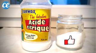 6 Astuces à l'Acide Citrique Pour Tout Détartrer et Nettoyer à la Maison