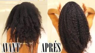 Cheveux Crépus Secs  2 Recettes de Masques DIY Ultra HYDRATANTS