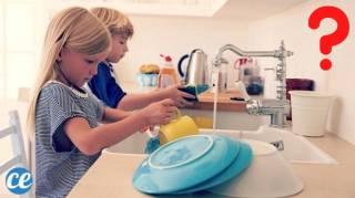 Quelles Tâches Ménagères Confier à un Enfant  Le Tableau Selon l'Âge