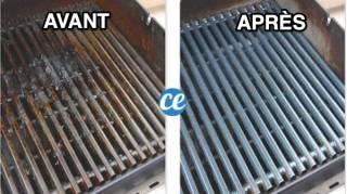 L'Astuce Magique Pour Nettoyer Son Barbecue Avec du Bicarbonate