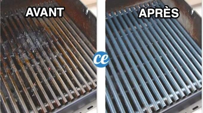 L'Astuce Magique Pour Nettoyer Son Barbecue Avec du Bicarbonate.
