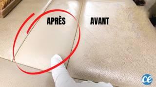 Siège Auto en Cuir : L'Astuce Miracle Pour Nettoyer les Taches