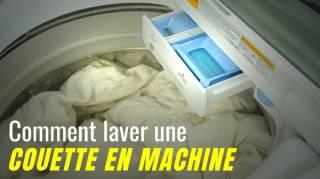 Comment Laver une Couette En Machine (En Seulement 6 Étapes Faciles)