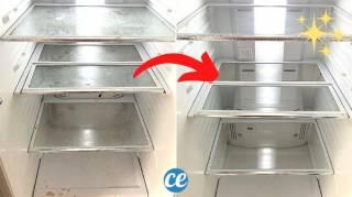 Nettoyage Frigo : 3 Astuces Efficaces Pour le Rendre Parfaitement PROPRE