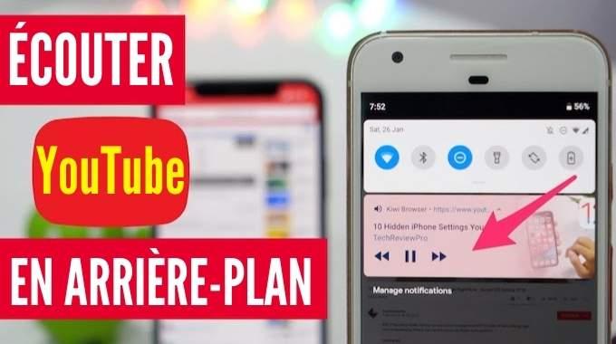 iPhone : Enfin une Astuce Pour Écouter YouTube en Arrière-Plan (Gratuit).