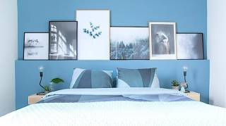 Peinture : 27 Couleurs à Choisir Pour Bien Dormir Dans Sa Chambre