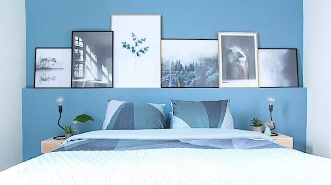 Peinture : 27 Couleurs à Choisir Pour Bien Dormir Dans Sa Chambre.