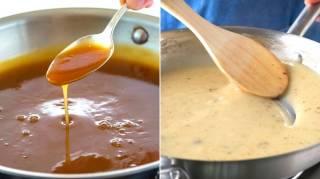 15 Astuces de Grand-Mère Pour Épaissir une Sauce Trop Liquide (Facile & Rapide)