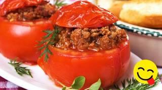 L'Astuce Pour Réussir Ses Tomates Farcies (Et Éviter Qu'elles Ne Soient Trop Liquides)