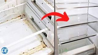 Nettoyage Frigo : 11 Astuces Hyper Efficaces Pour le Rendre Parfaitement Propre
