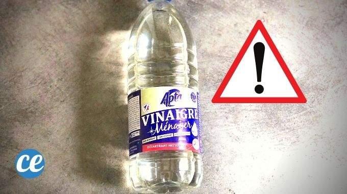 Le Vinaigre Blanc Est-il Dangereux Pour la Santé ? La Réponse Va Vous Surprendre.