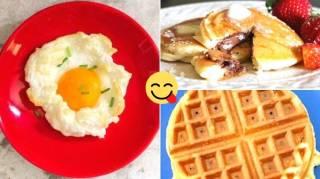 21 Recettes Faciles Pour le Petit-Déjeuner Que Toute la Famille Va Adorer