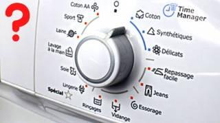 Symboles Sur la Machine à Laver : Le Guide Facile Pour les Comprendre