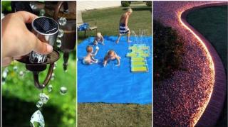 25 idées facile pas chères jardin
