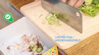 4 astuces de cuisine pour se faciliter la vie vidéo