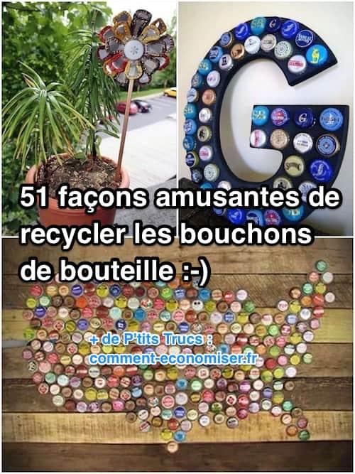 recyclage bouteille plastique bouchon ct14 montrealeast. Black Bedroom Furniture Sets. Home Design Ideas