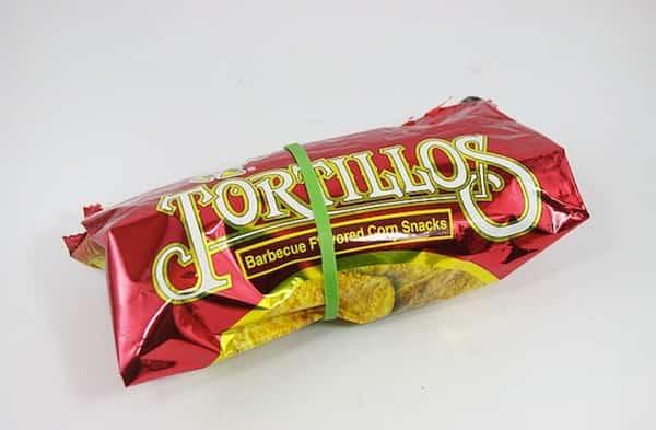 fermer paquet chips hermétiquement astuce
