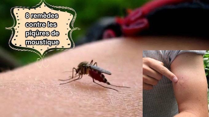 8 rem des maison contre les piq res de moustiques qui - Produit contre les moucherons cuisine ...