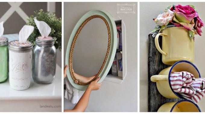 9 accessoires faits maison que vous aimeriez bien avoir for Accessoires decoratifs maison
