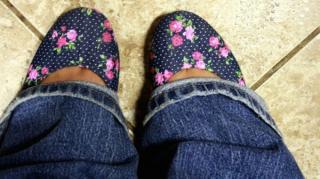 agrandir chaussures trop petites etroites