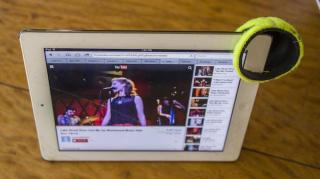 Amplifier son Ipad