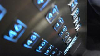 ascenseur monter étages